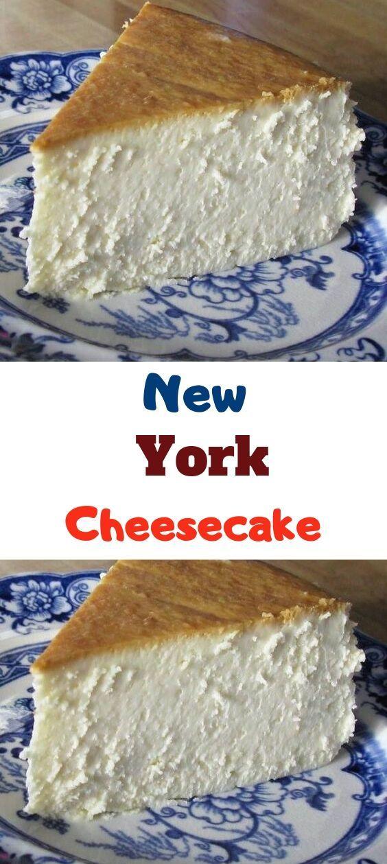New York Cheesecake New York Cheesecake Yummy Cheesecake Cheesecake