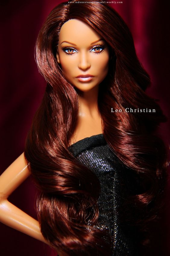 JLo Red Carpet in Hair Campaign by Leo Christian / dollphotographer