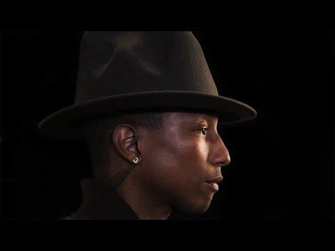 Pharrell Williams presents the RAW for the Oceans press conference - Full Edit - YouTube