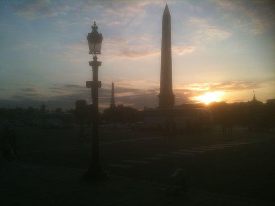 Paris, Place de la Concorde