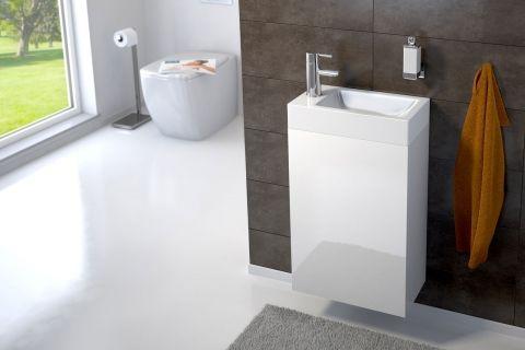 Unterschrank badezimmer ~ Die besten gästewaschbecken mit unterschrank ideen auf