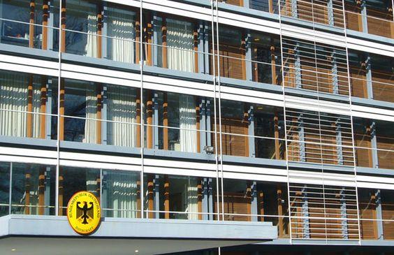 Deutsche Botschaft Washington Fassade