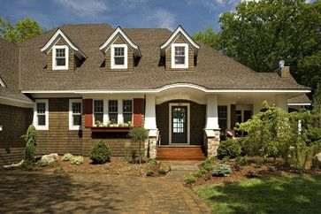 Exteriors - traditional - Exterior - Minneapolis - Stonewood, LLC
