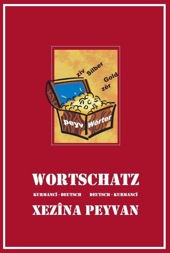 Wörterbücher - Kurmanci-Deutsch und Deutsch-Kurmanci - einfach auf die Titel klicken und als PDFs herunterladen.