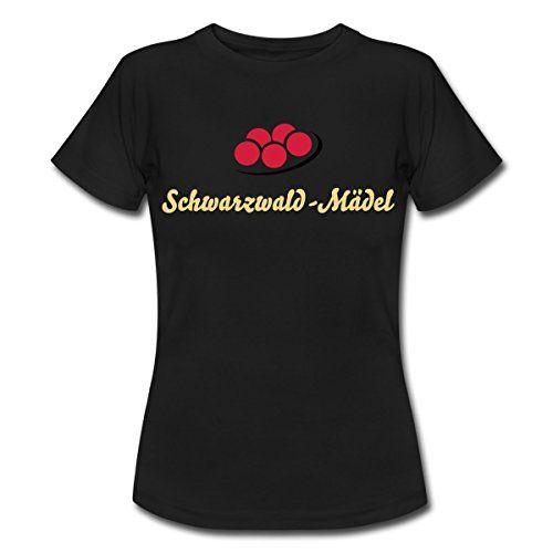 Schwarzwald Kuh Mit Bollenhut Frauen T-Shirt von Spreadshirt®