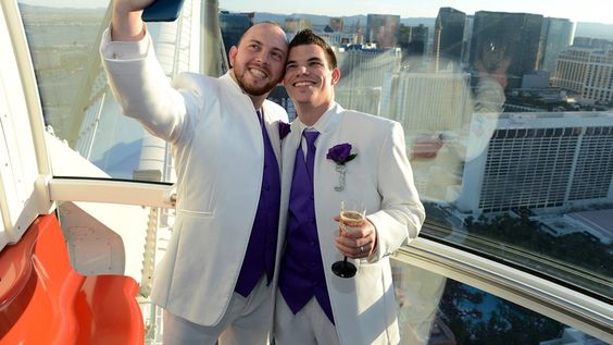 Pinterest o the worlds catalog of ideas for Gay wedding las vegas