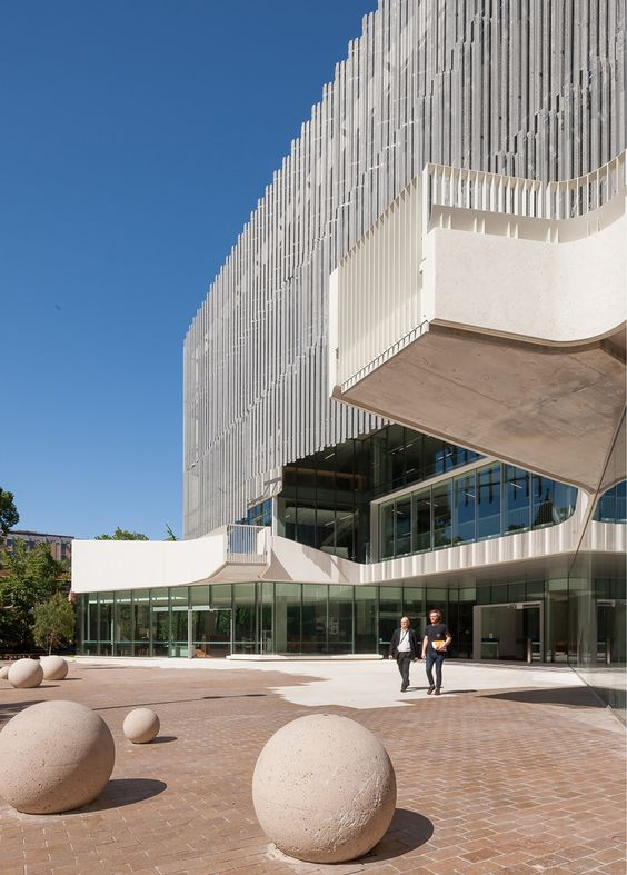Escuela de Diseño Universidad de Melbourne,© John Horner