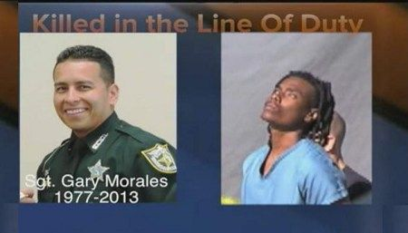 Watch as Judge Vaughn sentences Eriese Tisdale to death for first degree murder for killing St. Lucie Co. Deputy Sergeant Gary Morales during a traffic stop south of Fort Pierce in February 2013. &…