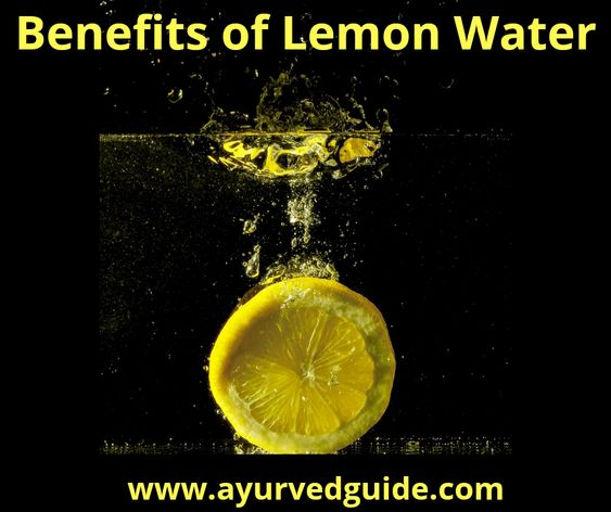 Lemon water benefits 24522