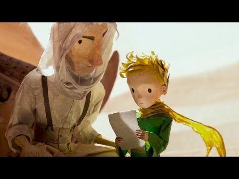 """"""" Dessine moi un mouton""""- LE PETIT PRINCE - Extrait du Film - YouTube"""
