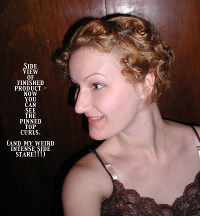 Pleasant Tutorials So You Can Mimic Vintage Hairstyles Spit Curls Hairstyles For Women Draintrainus