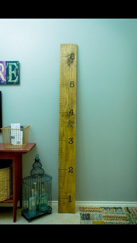 medidor de altura para niños
