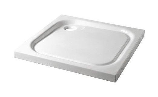 RECEVEUR DE DOUCHE EXTRA-PLAT CARRE 90CM - RH - 9190 - Plomberie sanitaire chauffage