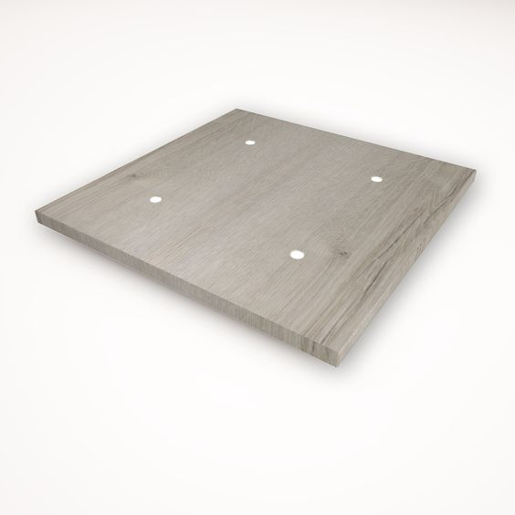 INTSOGM4: Stone Oak Grey Marble