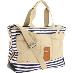 Love this for a summer tote/swim bag