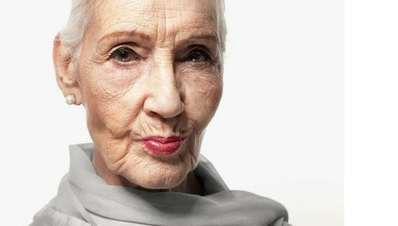 Francoise de Stael 82-year-old supermodel contracted with Masters Modeling Agency in Paris, France