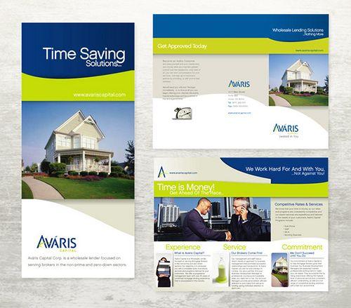 Avaris Real Estate Brochure | Graphic Design Ideas | Pinterest ...