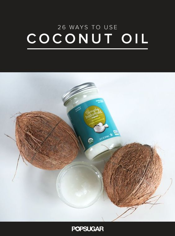 Coconut oil has been a beauty buzzword for some time now. And yeah, it makes an excellent hair mask and makeup remover, but there's more where that came from. In fact, we found 24 other ways to incorporate coconut oil into your daily routine. Learn how to make vapor rub, deodorant, and even lice remover with the magical powers of coconut.