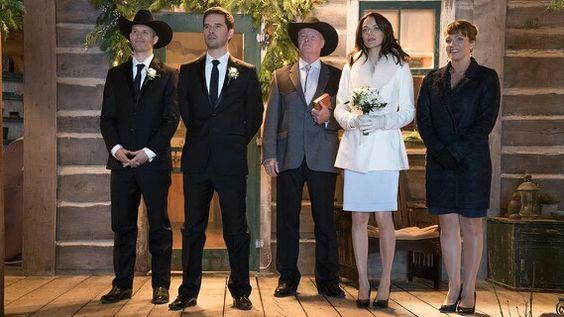 Amy and Ty's wedding