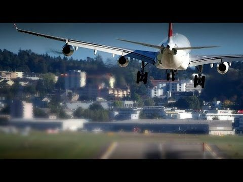 North Approach @ Zurich Airport 03.10.2016 with [LiveATC.net] - YouTube