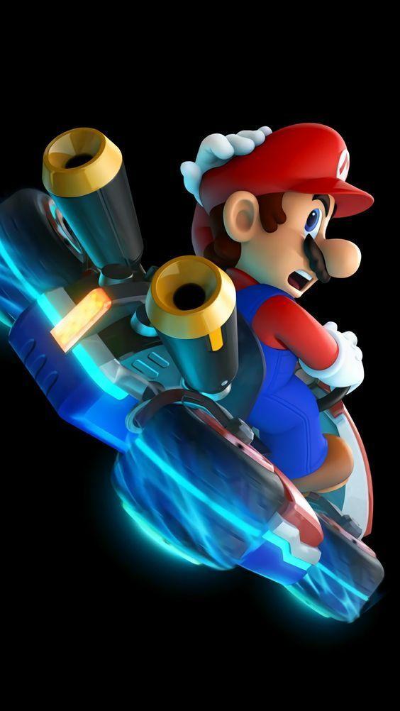 Gaming Wallpapers 48 Mundo Super Mario Fundo Do Jogo Personagens De Videogame