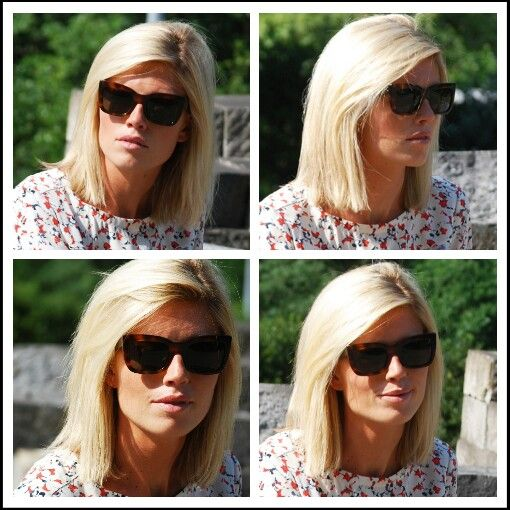 Shoulder Length Haircuts, Colors And Brooke D'orsay On