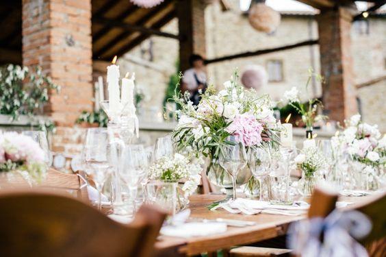 Romantische Hochzeit in der Toskana » Blog