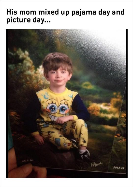 Pajama Day Meme : pajama, Can't, Afford, Something...#2, Cutest, Babies, Ever#3, Pajama, Picture, Day#4, Being, Accept, Funny, Pictures,, Memes,, Memes