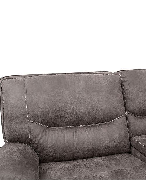 Outstanding Felyx 97 3 Pc Fabric Power Reclining Sofa With 2 Power Spiritservingveterans Wood Chair Design Ideas Spiritservingveteransorg