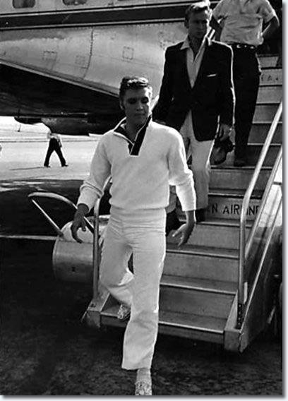 Elvis and Nick Adams