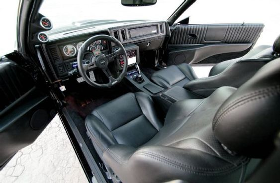 1987 buick grand national interior hot rods pinterest - 1987 buick grand national interior ...