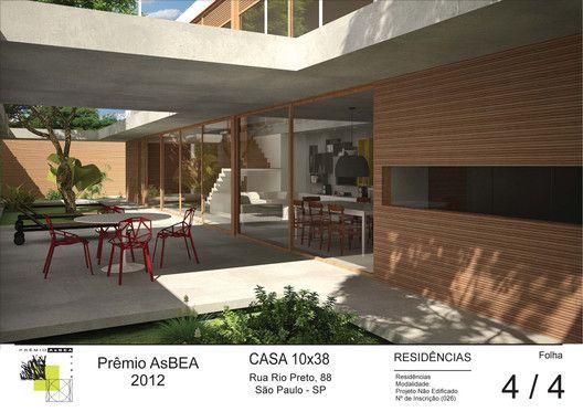 Casa 10x38,Prancha 04
