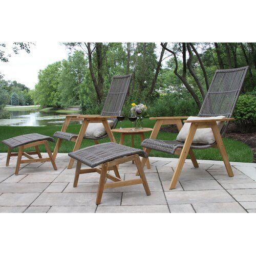 Teardrop Patio Chair With Cushions Reviews Allmodern Patio Chairs Conversation Set Patio Patio Furniture Sets