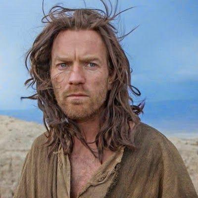 Cine Games World: The Last Days In The Desert - primeira foto do ator Ewan McGregor como Jesus