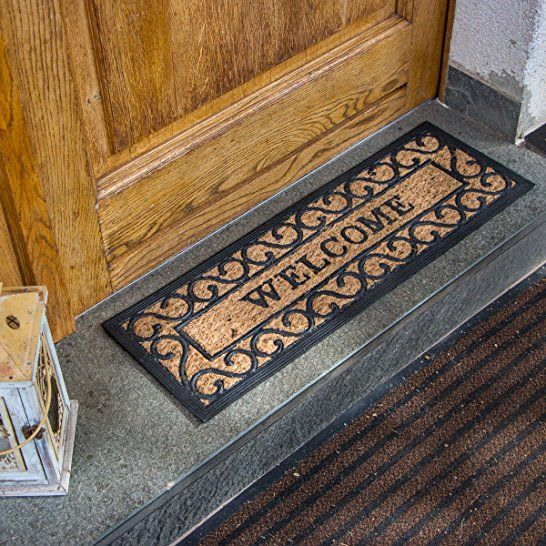 Fußmatte Sisal antikas matte für den hauseingang türmatte im landhausstil