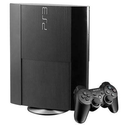 PS3 500GB Hardware
