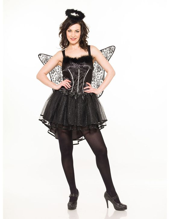 Fallen angels, Fancy dress costume and Costumes on Pinterest