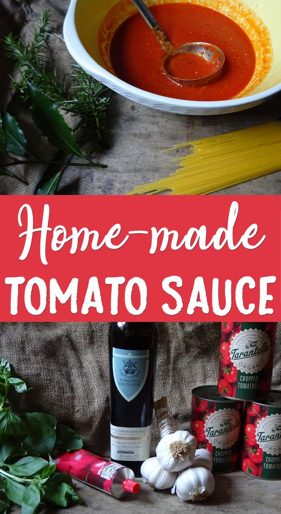 Here's Mr H's home-made tomato sauce #recipe #food #fdbloggers