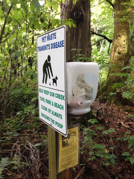 Dog Poop Bag Dispenser For Parks Uk