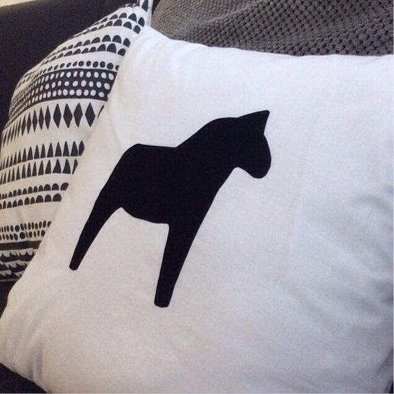 Order this Dala cushioncover on www.leeffstijl.nl