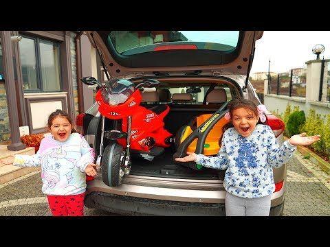 Masal Oyku And Cute Toy Car Fun Kid Video Youtube Cute Toys Youtube Videos For Kids Kids Videos