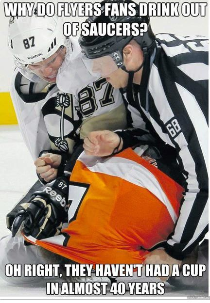 Let it go, Crosby! Let it go! It's not worth it! We love you but everyone knows you can NOT fight!