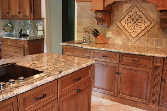 Granite Granite Countertops And Bordeaux On Pinterest