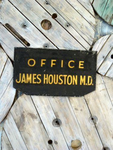 19th Century Medical Trade Sign - Stock - Woody's Antiques, Decorative Furniture and Objects