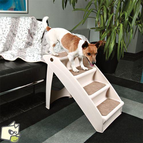 escalier mobile pliant pour chien et chat accessoires chien chat pinterest mobiles. Black Bedroom Furniture Sets. Home Design Ideas
