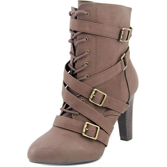 Dolce by Mojo Moxy Women's Diddley Harness Boot, Espresso, 9 M US. The