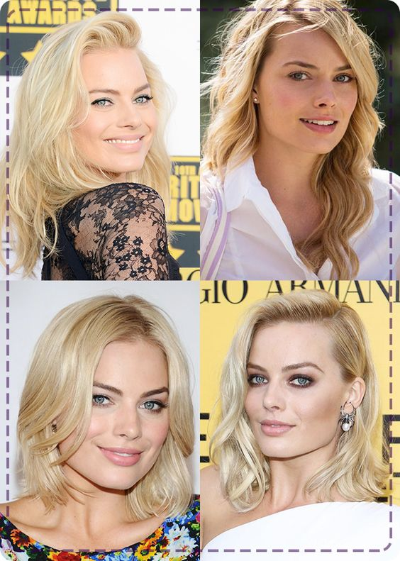 We ♥ Margot Robbie's hair! Take a look at our favourite hairstyles of hers here: http://www.bobbyglam.com/blog/2014/01/margot-robbies-hair/