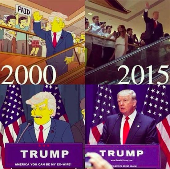 30 Of The Most Eerily Accurate Times 'The Simpsons' Predicted The Future.