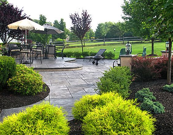 Landscaping Ideas For Front Of House In Northeast : Garden landscaping ideas designs landscape front