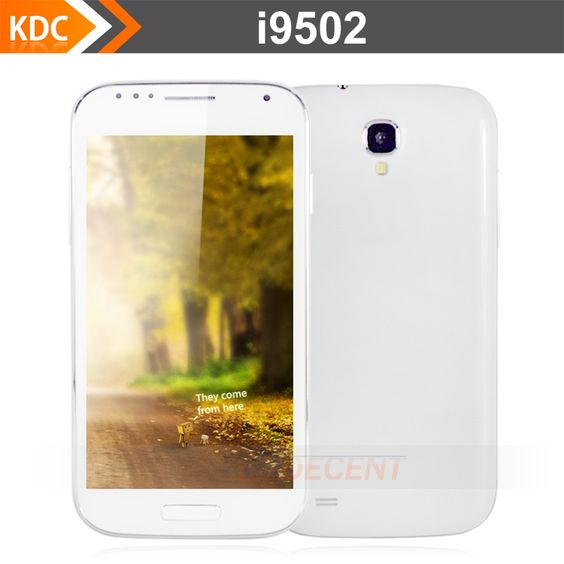 i9502 Android 4.2.2 cell Phone 5'' Screen MTK6572 1.3GHz Dual core 512MB RAM 4GB 3G WCDMA WiFi GPS Dual SIM GSM Free Shipping $102.99